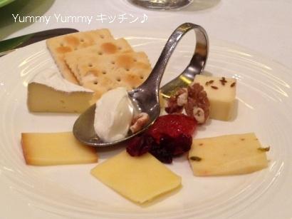 レシピブログ アメリカ流!ヘルシークッキングセミナー チーズ