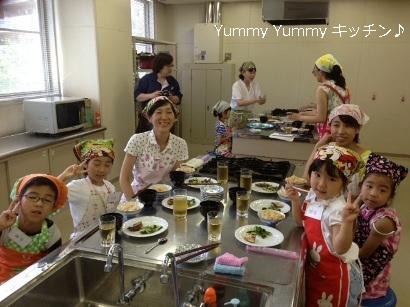 夏休み親子クッキング 20140805様子3JPGbブログ用