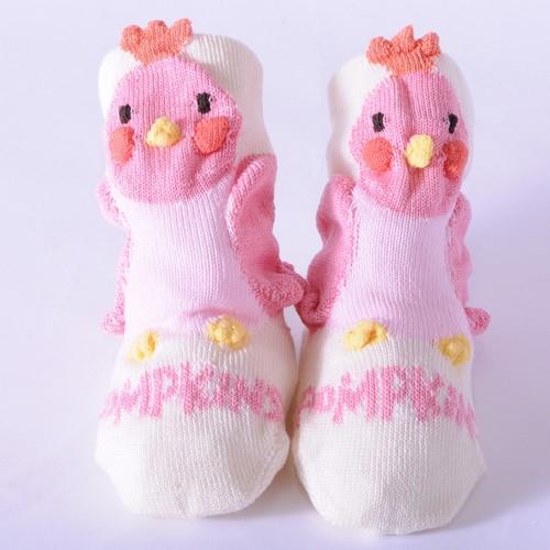 ヒヨコ靴下