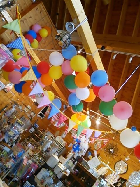 ま~の祭り風船