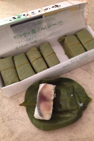 2014-03-12 柿の葉寿司