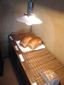 売り切れ直前のドイツパン達