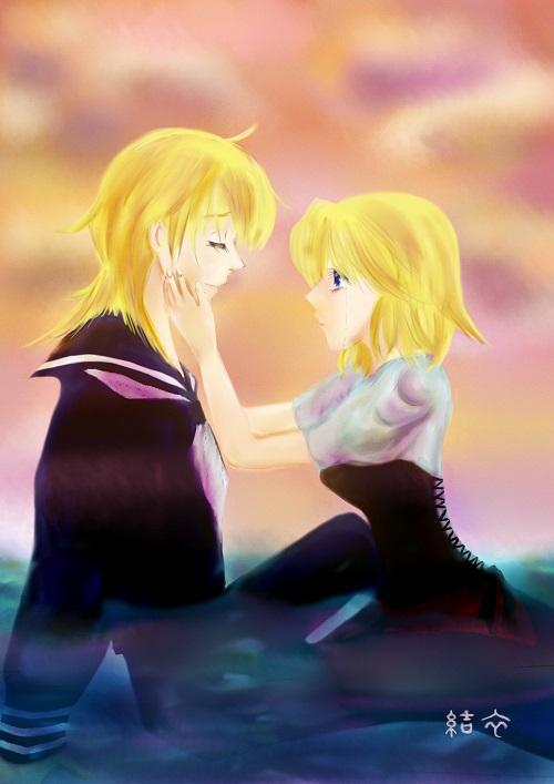 「レンとリン」