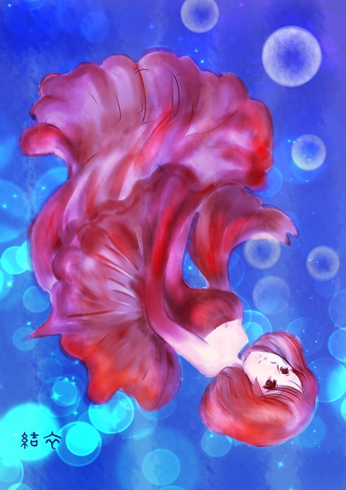 「金魚」2