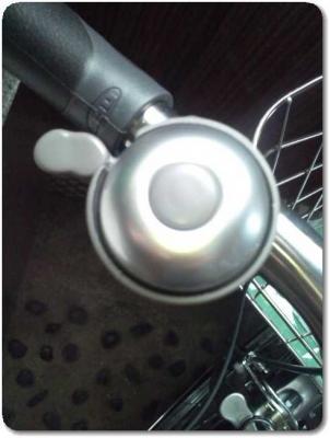 丸石自転車のベル