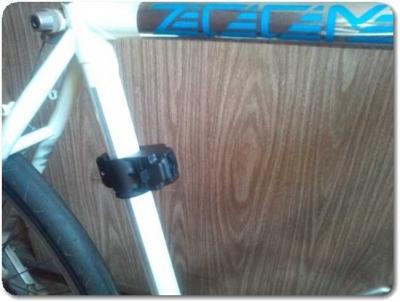 自転車ワイヤーロック1800mm2