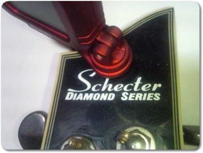 シェクターギターダイヤモンドシリーズ3