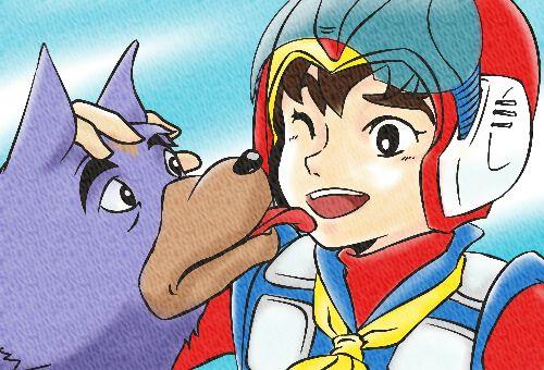 TVアニメ「無敵超人ザンボット3」シリーズ観たよ