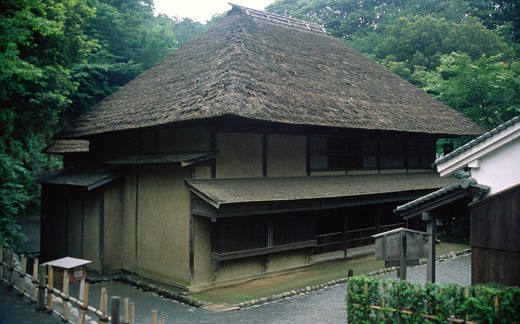 鈴木家住宅(すずきけじゅうたく)《宿場》