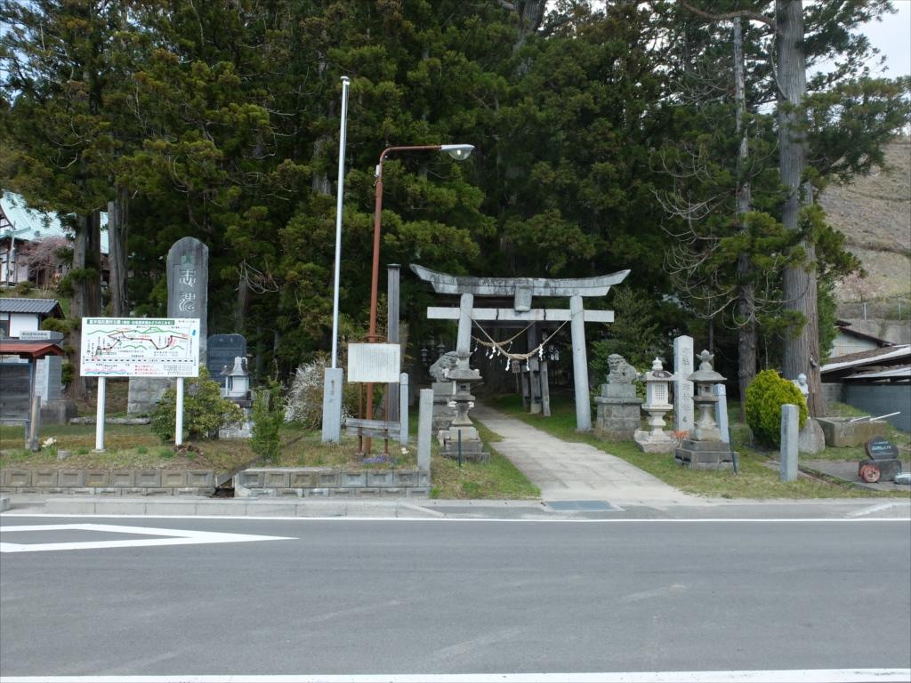 諏訪神社_参道_1