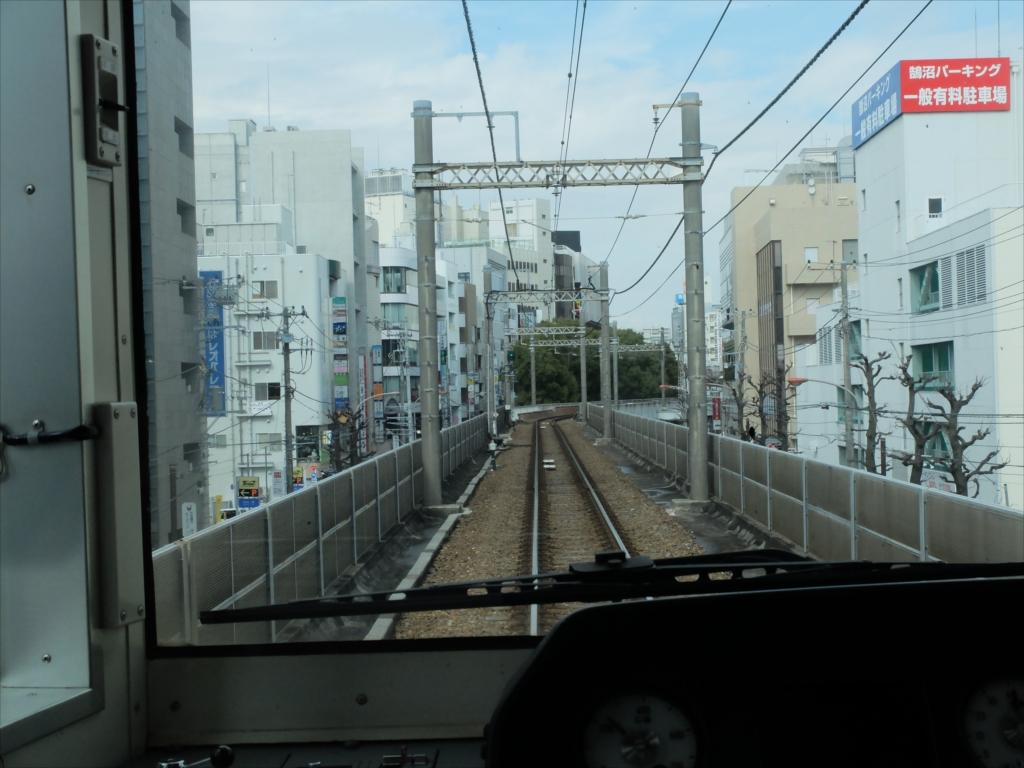 石上駅-藤沢駅の途中区間_2
