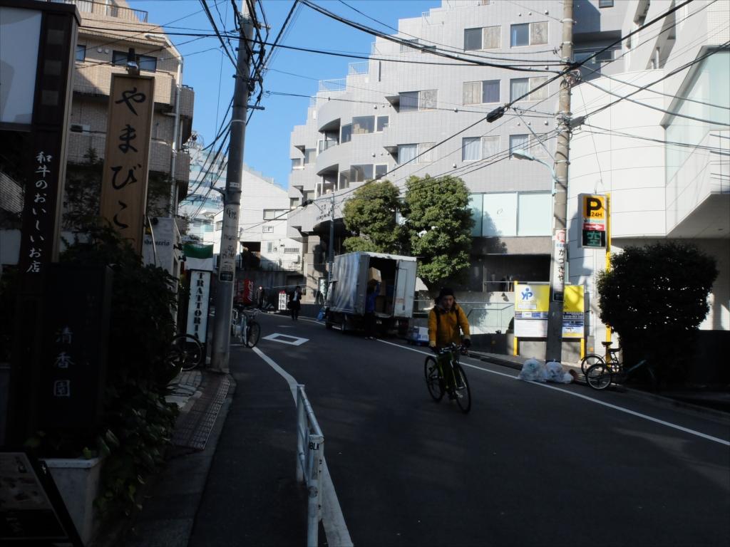渋谷橋交差点までの道_6