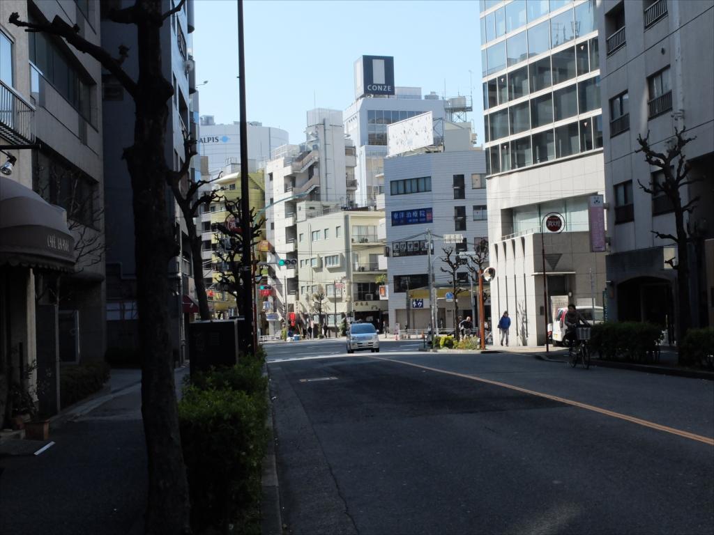 渋谷橋交差点までの道_9