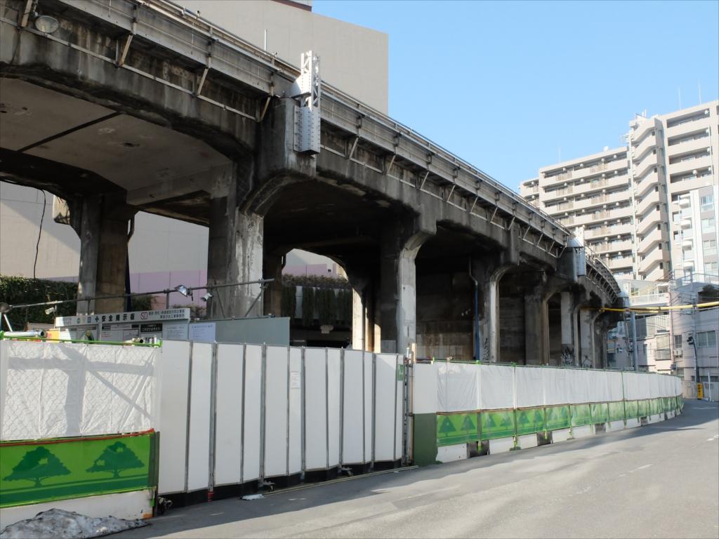 東横線高架跡_渋谷区東_3