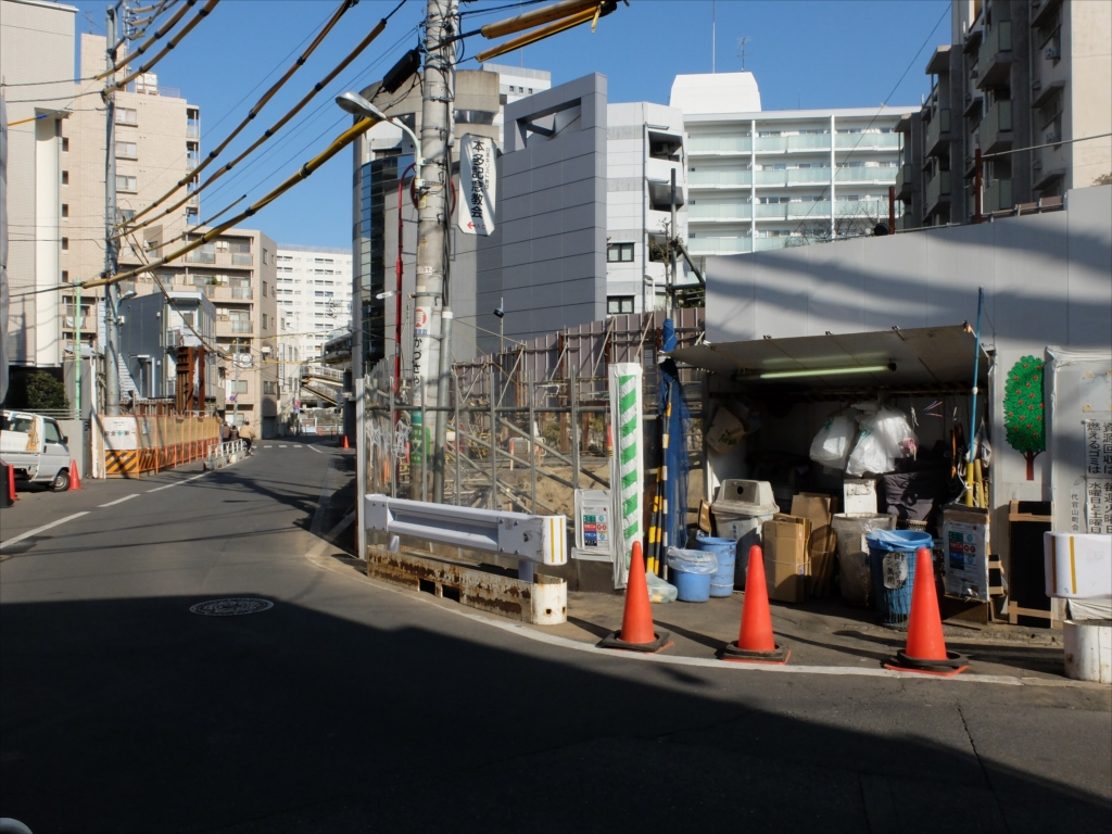 東横線高架跡_渋谷区恵比寿西_2