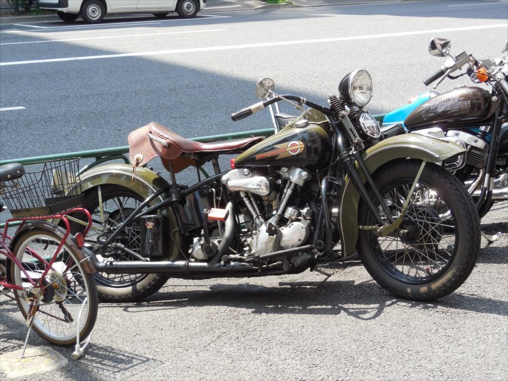 格好いいバイクたち_1
