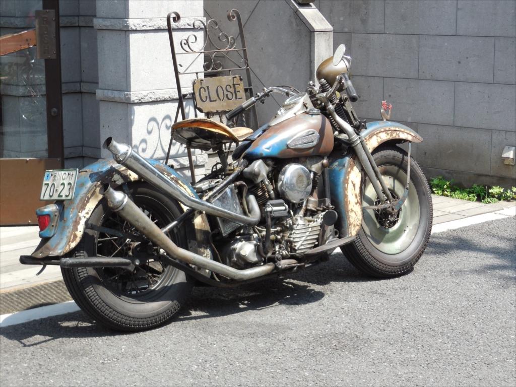格好いいバイクたち_3