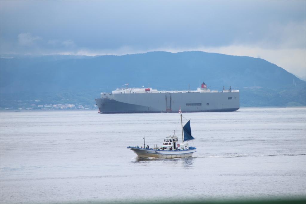 BALTIC HIGHWAYはパナマ船籍の自動車運搬船