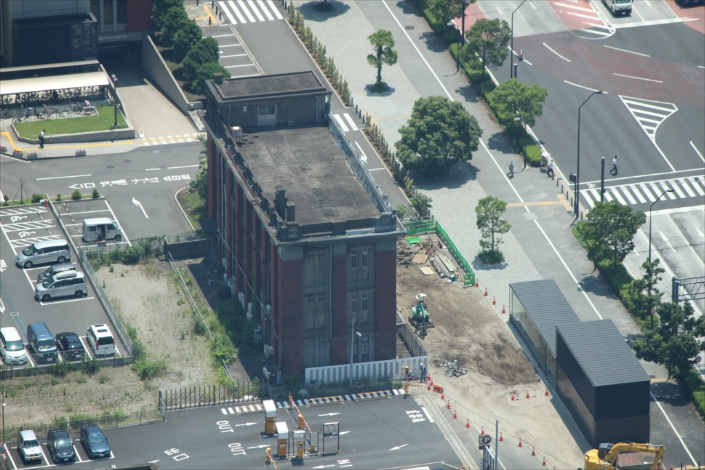 帝蚕倉庫と事務所の建物_2