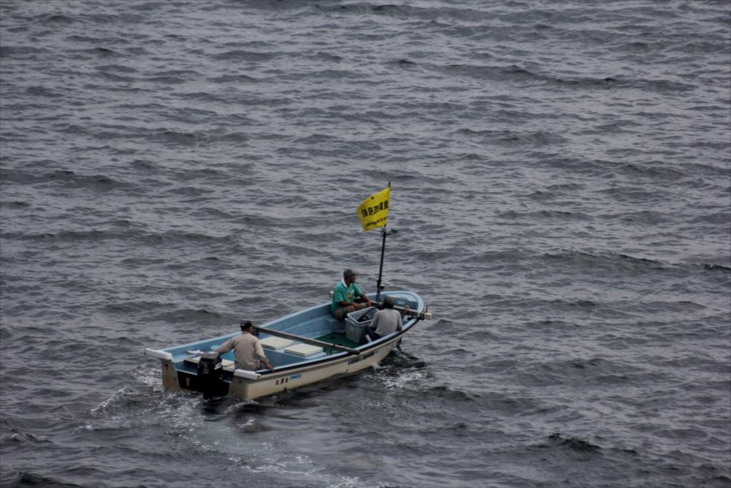 漁業権監視船_2