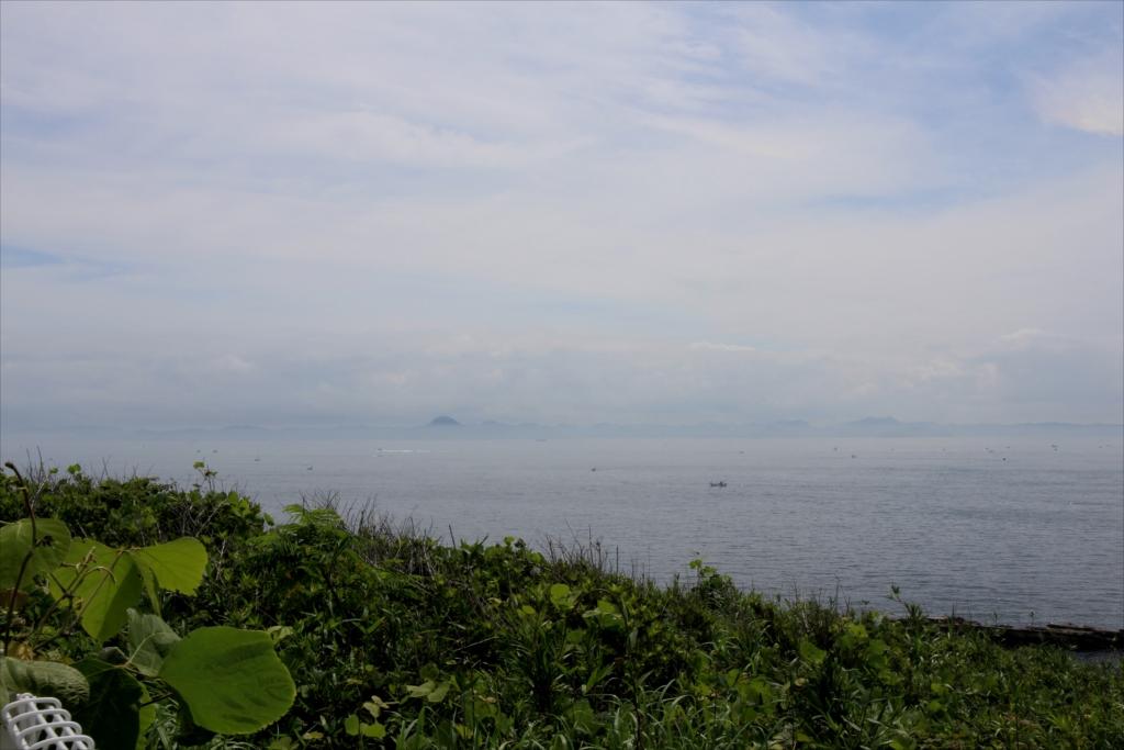 東京湾内ということにはなるが