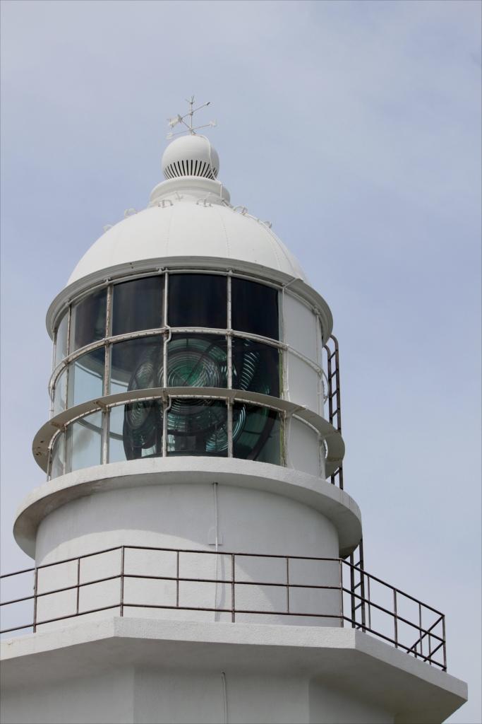灯台の心臓部