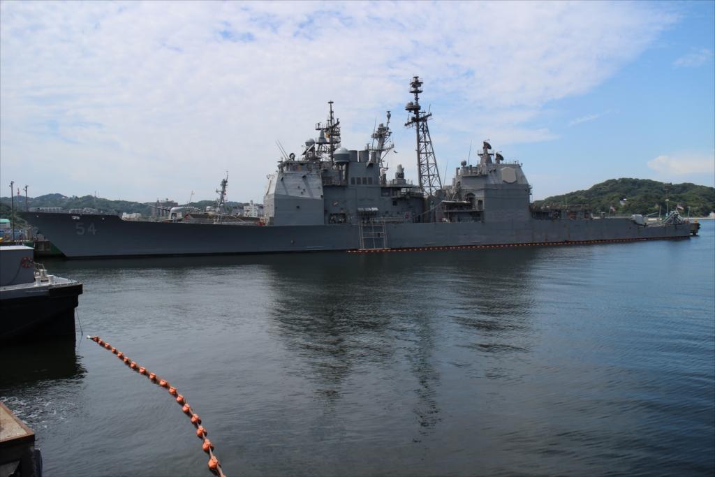 タイコンデロガ級ミサイル巡洋艦『アンティータム』 (USS Antietam, CG-54)_1