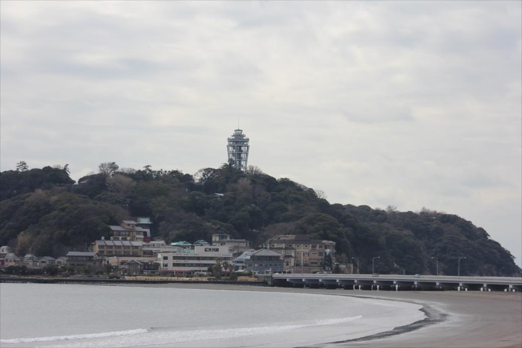 片瀬東浜からの眺め_3