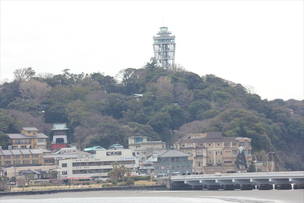 片瀬東浜からの眺め_4