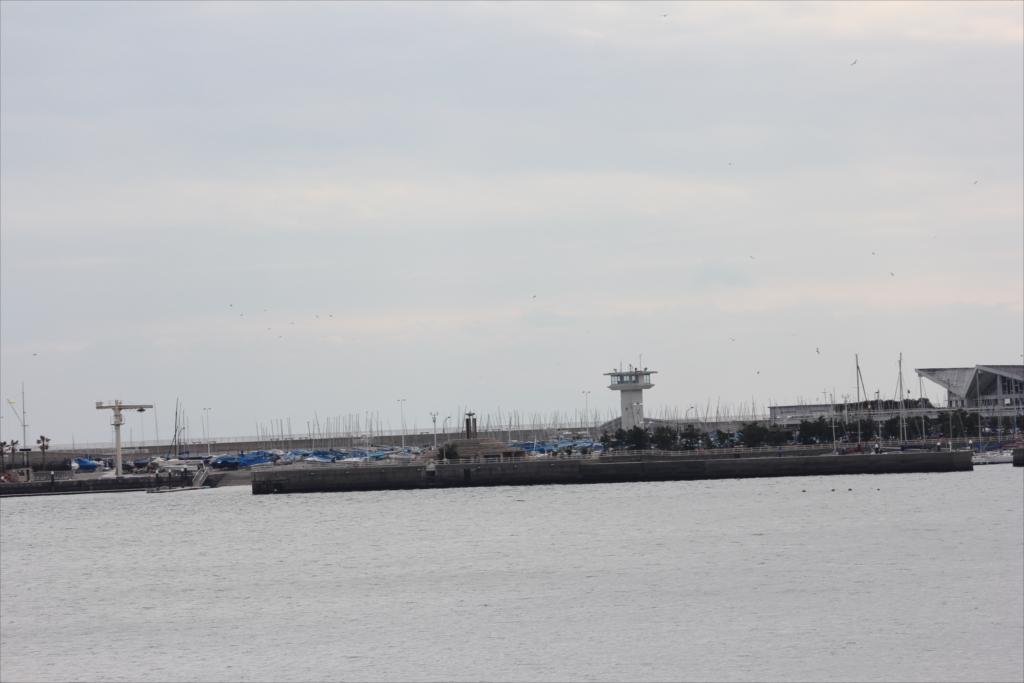 片瀬東浜からの眺め_6