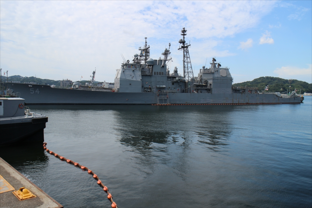 タイコンデロガ級ミサイル巡洋艦『アンティータム』 (USS Antietam, CG-54)_2