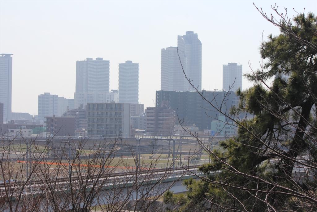多摩川鉄橋などの眺望_4