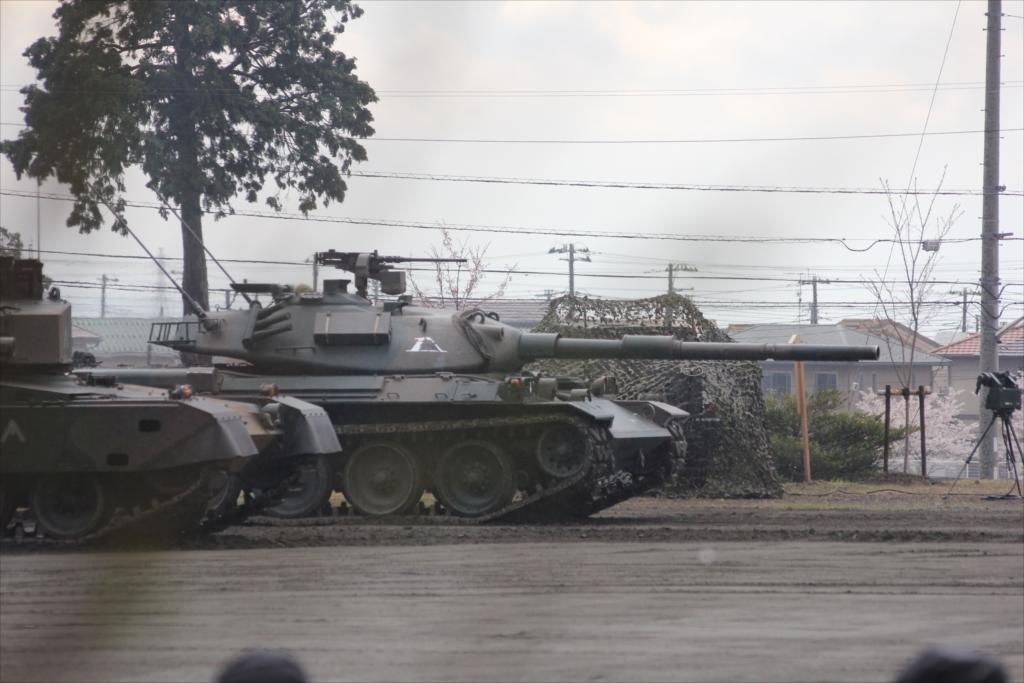 74式戦車や90式戦車の投入_2