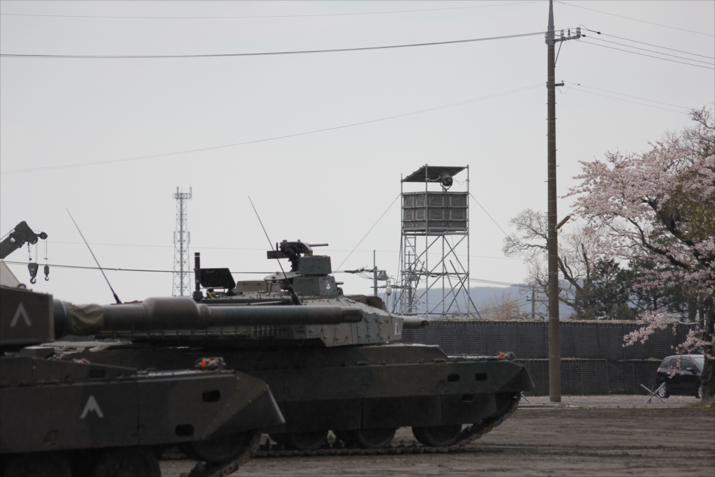 74式戦車や90式戦車の投入_9