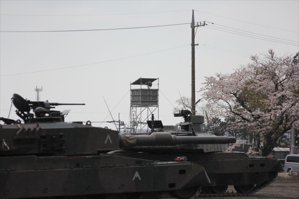 74式戦車や90式戦車の投入_11