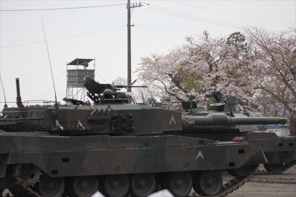 74式戦車や90式戦車の投入_13