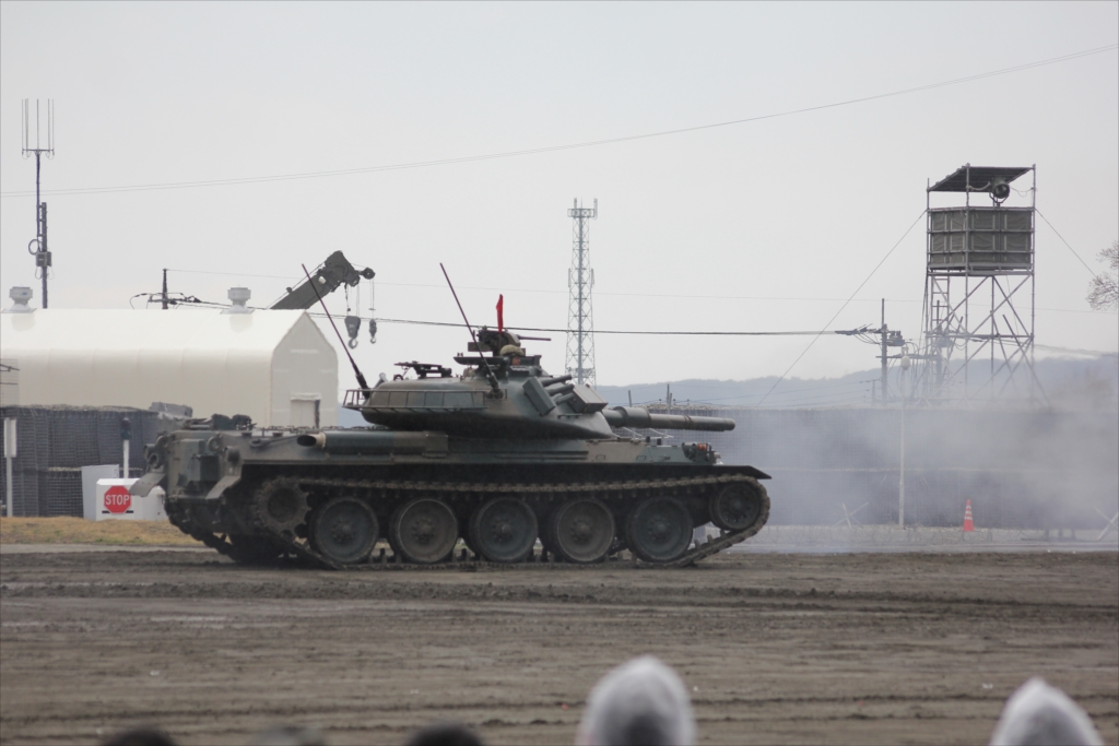 74式戦車や90式戦車の投入_20