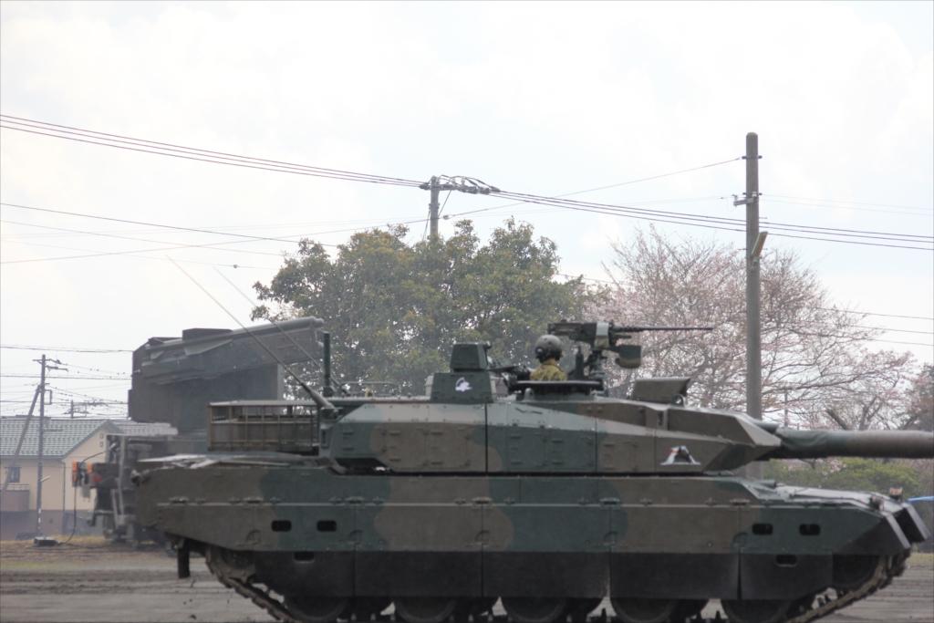 74式戦車や90式戦車の投入_27