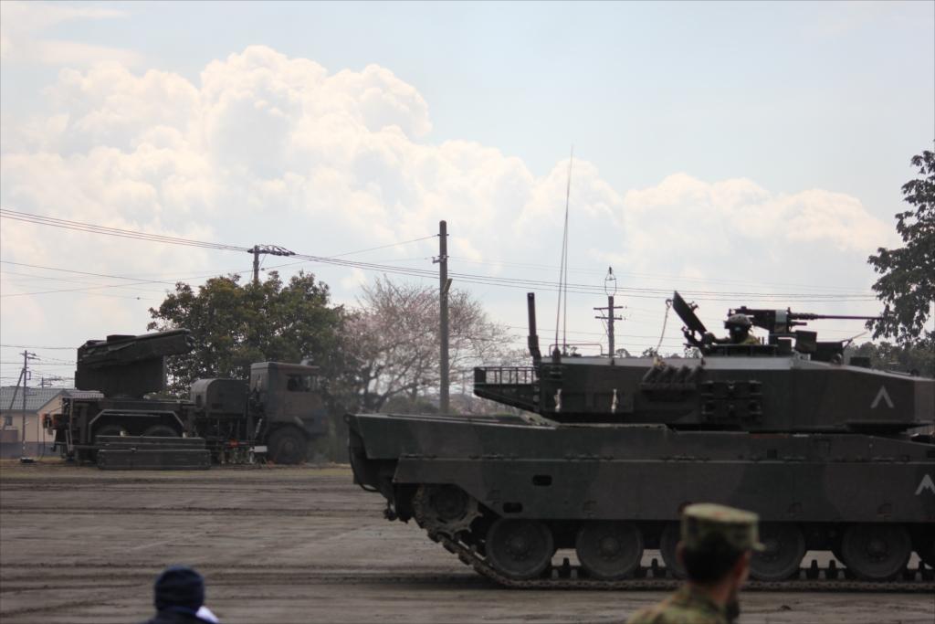 74式戦車や90式戦車の投入_32