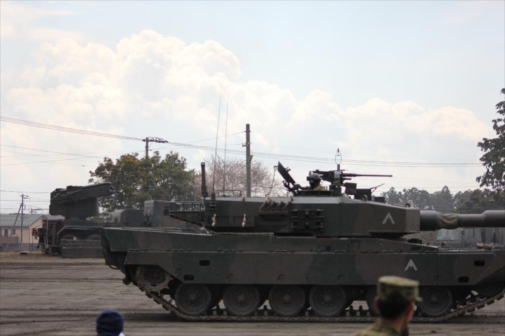 74式戦車や90式戦車の投入_33