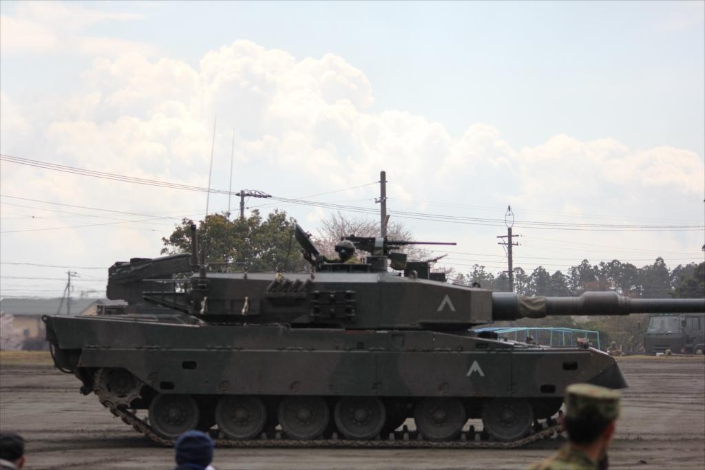 74式戦車や90式戦車の投入_34