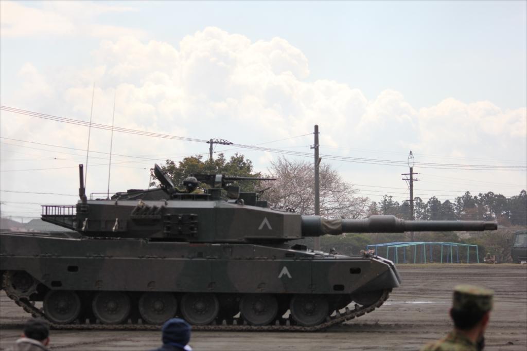 74式戦車や90式戦車の投入_35