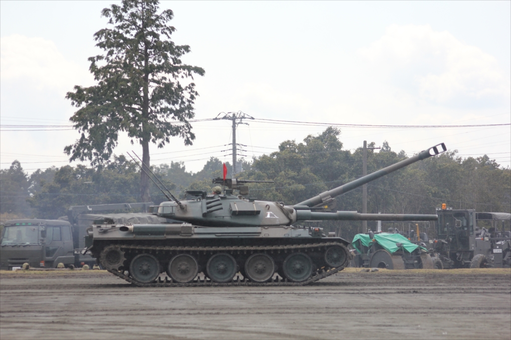 74式戦車や90式戦車の投入_38