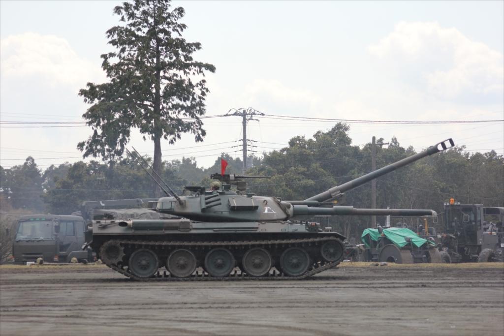 74式戦車や90式戦車の投入_39