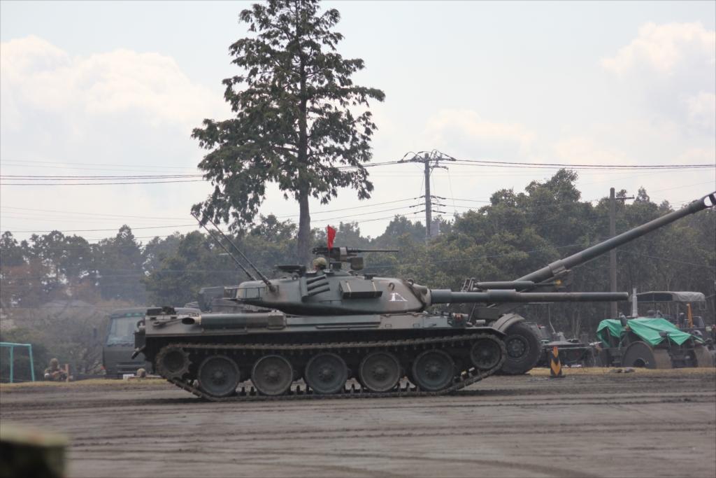 74式戦車や90式戦車の投入_42