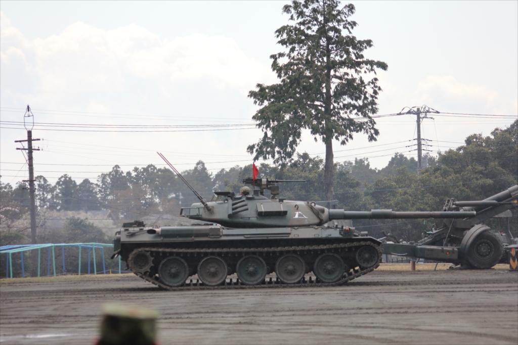 74式戦車や90式戦車の投入_45
