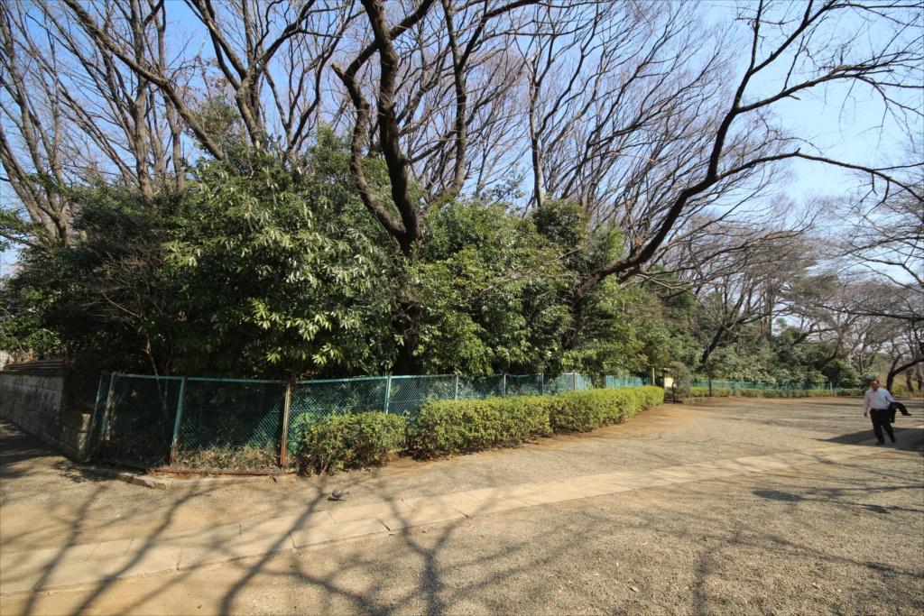 展望広場と亀甲山古墳_2