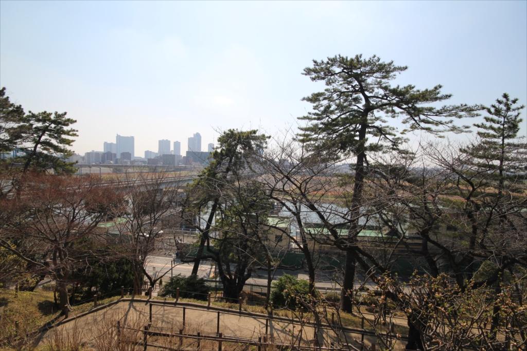 多摩川鉄橋などの眺望_2