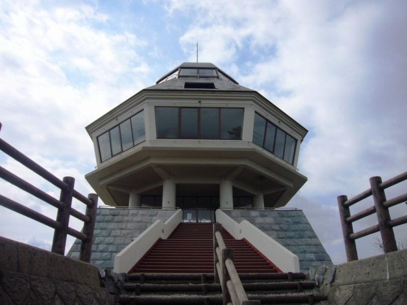 伯耆ロマンの里 馬ノ山公園・ハワイ風土記館