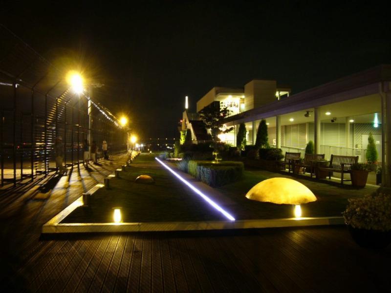 神戸空港展望台
